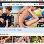 8 Teen Boy Signup Discount