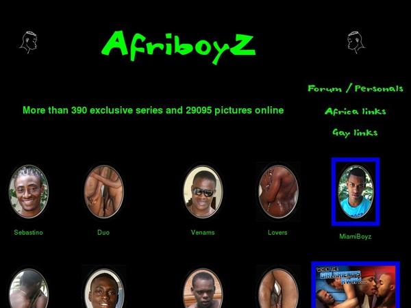 Afriboyz.com Black Pricks