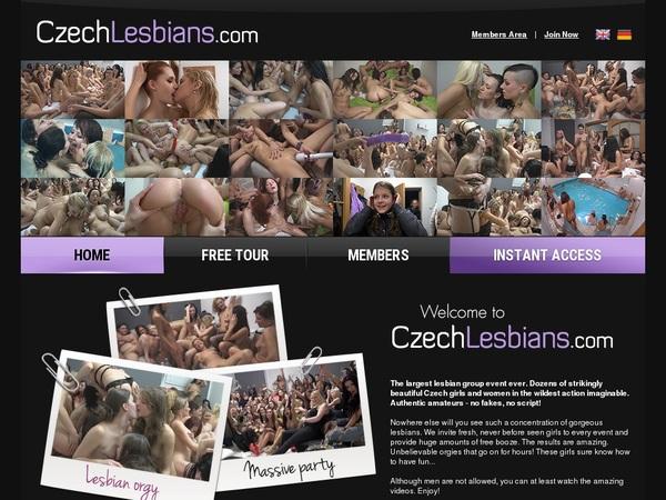 Czech Lesbians Free Username