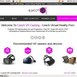 Free Premium Accounts For Czech VR Casting