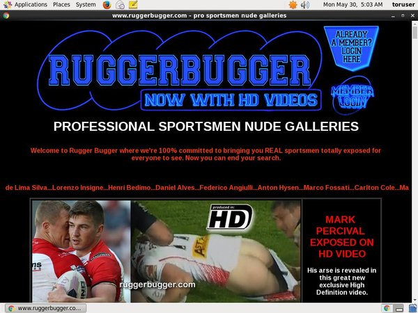 Free Ruggerbugger.com Trials