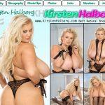Free Video Kirsten Halborg
