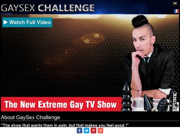 Gay Sex Challenge Free Access