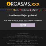 Get Orgasms Discount Membership
