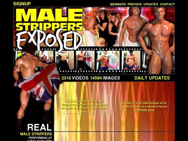 Gratis Malestrippersexposed.com