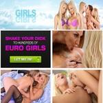 Hd Euro Girls On Girls Free