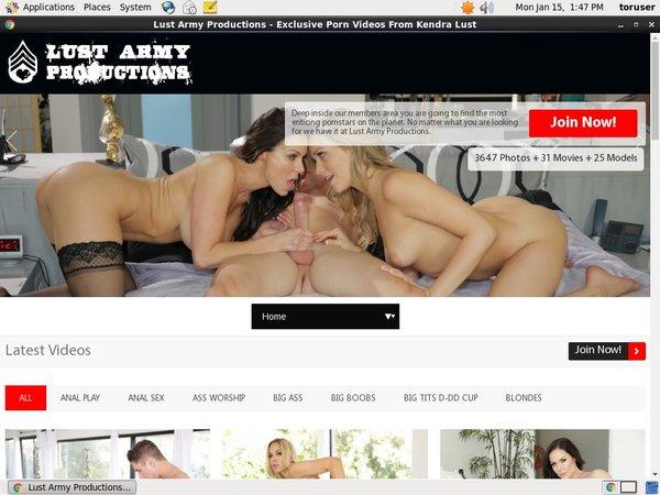 Lust Army Gratis