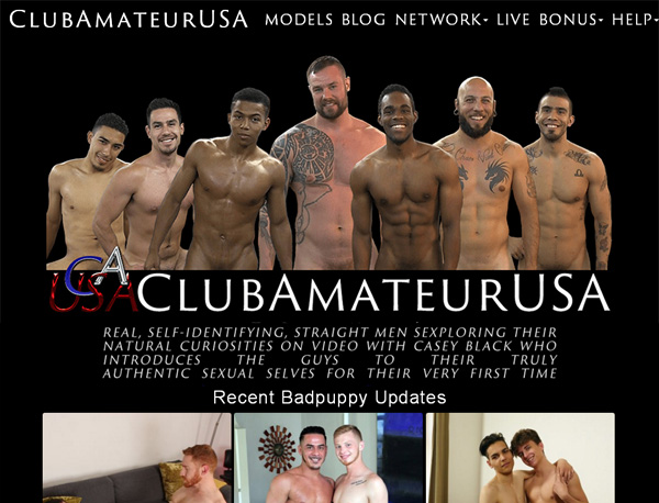 Membership For Clubamateurusa.com