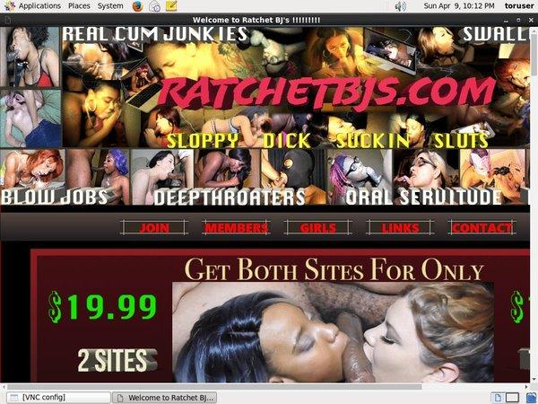 Ratchet BJs Full Account