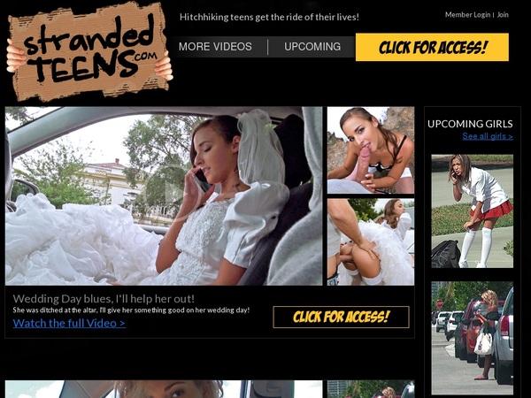 Strandedteens.com Discount Memberships