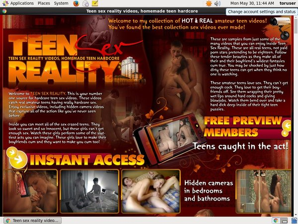 Teen Sex Reality Save 50% On 30Day Pass