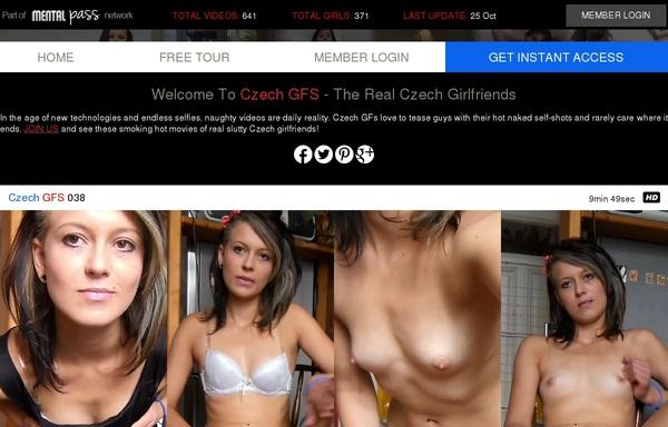 Czechgfs Network