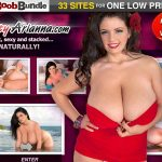 Busty Arianna Discount Join Page