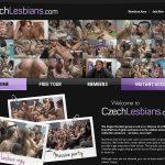 Czech Lesbians Online