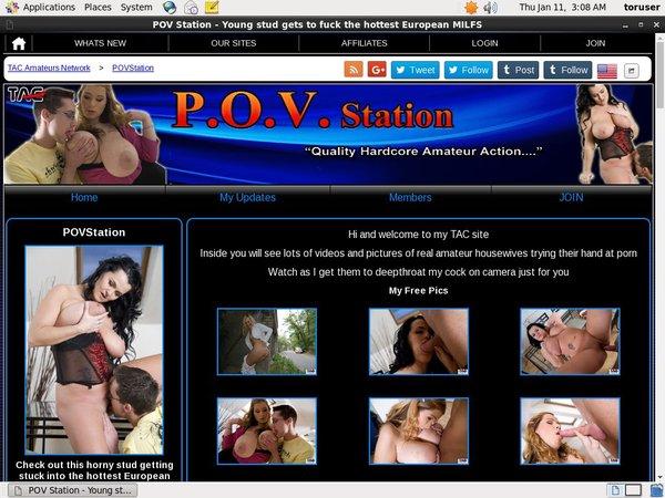 Povstation Site Review