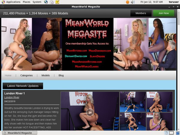 Free Mean World Video