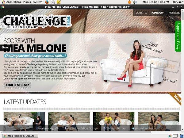 Melone Challenge Stolen Password