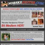 Free Norske Jenter Acc