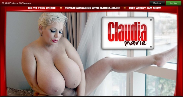Claudia Marie Passwords Free