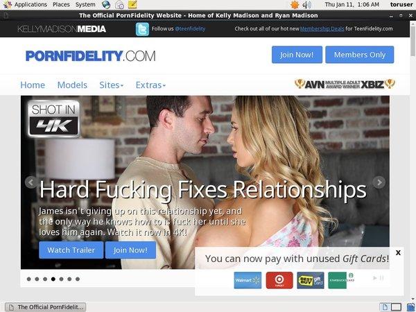 Pornfidelity.com Limited Discount