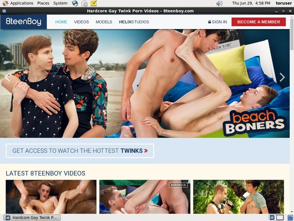 8teenboy.com Login Password