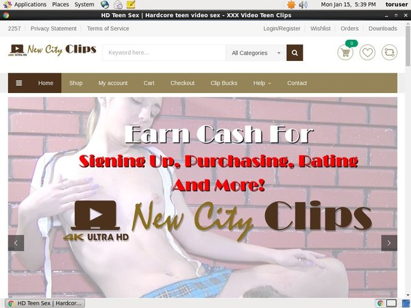 New City Clips With JCB Card